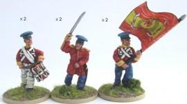 25/BAL01 - British Auxiliary Legion Command