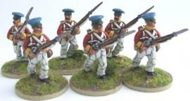 25/BAL02 - British Auxiliary Legion Infantry