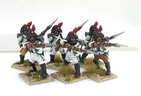 28mm Napoleonic Spanish