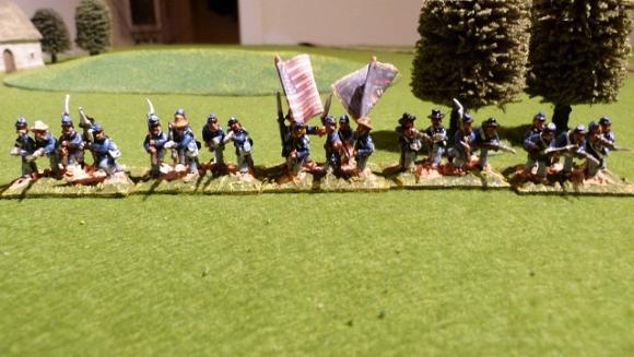 18mm American Civil War