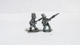 SWB01 - British Infantry Advancing ( Covered Albert Shako)