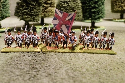 15mm American War of Independence