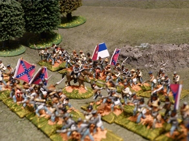15mm American Civil War Standard packs, Battle Packs and Army Deal