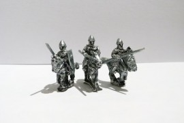 CRF03 - Knights with Lance Charging