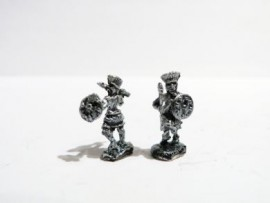AB68 - Peleset Warriors with Javelins and Shield