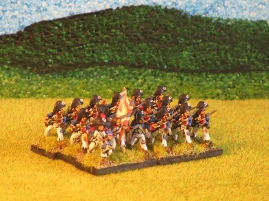 15mm Revolutionary Wars (circa 1792) Battle Packs