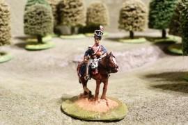 25/BP019 - British Light Dragoon in Shako