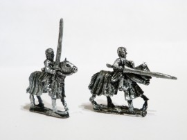 EM23 - English Knights with Lance