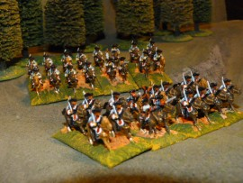 SBP205 - Prussian Dragoons