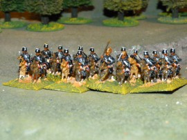 SBP206 - Prussian Hussars