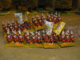 SBP202 - Prussian Fusiliers