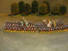 SBP201 - Prussian Musketeers