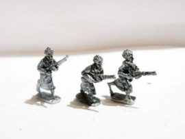 20/N02 - Far East natives Charging with Rifles