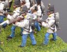 CBP461 - Austrian Infantry in Full Uniform Advancing