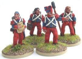 25/BAL04 - British Auxiliary Legion Artillery Crew
