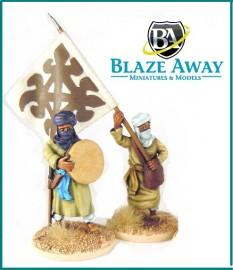 BA/BBT03 - Berber/Tuareg Standard bearer