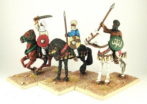 28mm Berbers / Tuaregs