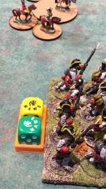 WA04 - Sharpe Practice Shock/Unit Marker
