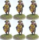 25/MAL07 - Infantry at Rest in Tricorne