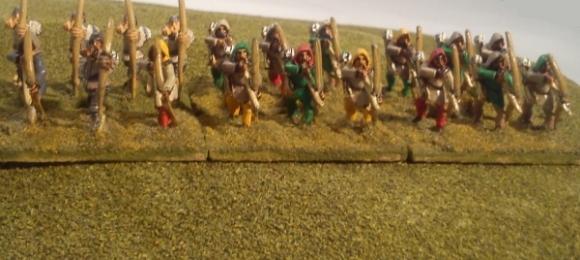 15mm Medieval