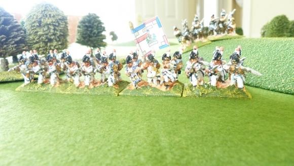 18mm Revolutionary Wars 1790