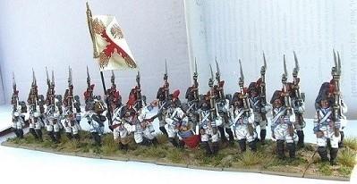 28mm Battalion Packs