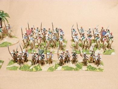 15mm Colonial Battle Packs