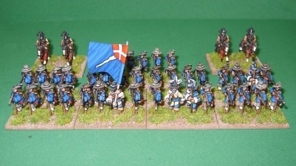 15mm English Civil War