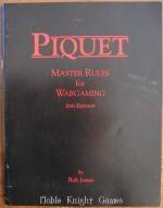 Piquet Wargame Rules