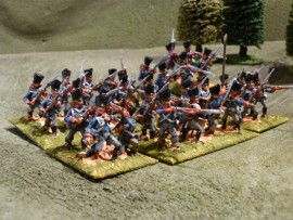 25/BP120 - Prussian Line Infantry
