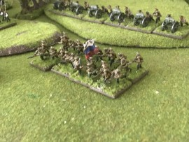 GWBP100 - Russian Infantry