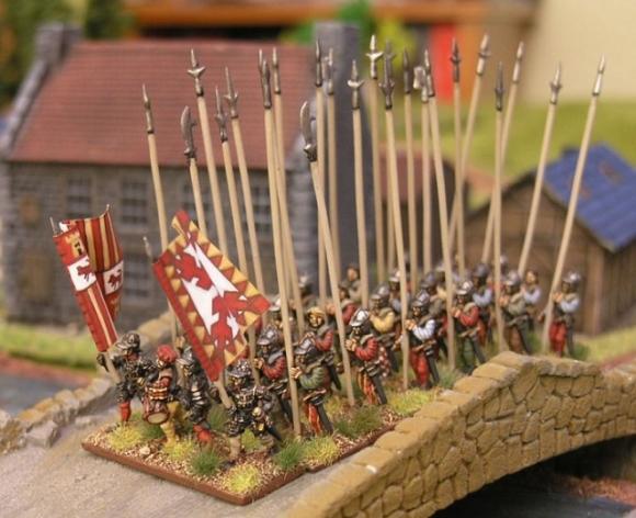 The Great Italian Wars