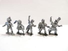 25/AC02 - Unarmoured Warriors