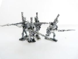 25/F27 - Legere Flank Company Skirmishing in Full Dress