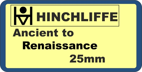 25mm Hinchliffe Miniatures