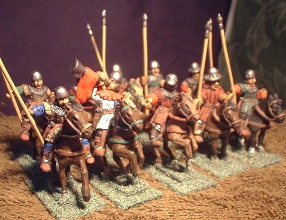 25mm Medieval