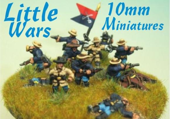 Little Wars 10mm Figurines