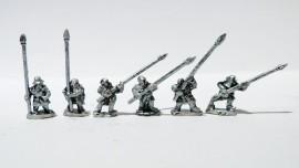 LW/MED18 - Scots Spearmen  the Shiltron