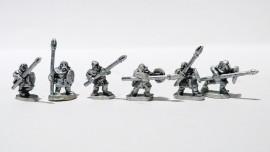 LW/MED21 - Welsh Spearmen
